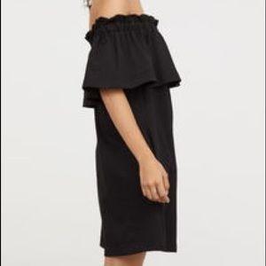 Loose Off-Shoulder Dress